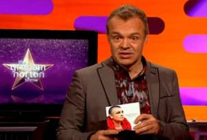Graham Norton's Blooper